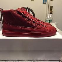 Balenciaga Arena Rouge (Red) Photo