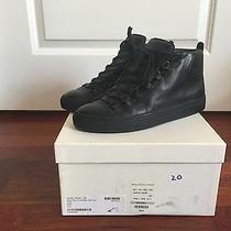Balenciaga Arena Sneaker Black/black Size 39 Photo