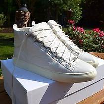 Balenciaga Arena Sneakers Blanc Photo