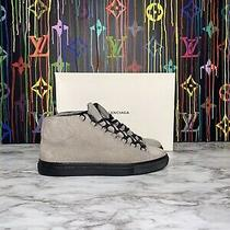 Balenciaga Arena Suede Sneakers Size 11 Us 100% Authentic Photo