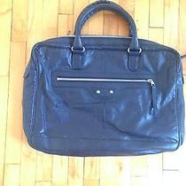 Balenciaga Authentic Lambskin Mini Folder Computer Bag Photo