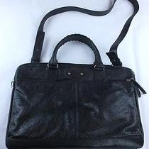 Balenciaga Authentic Lambskin Two-Piece Arena Computer Bag - New With Tags Photo