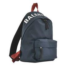 Balenciaga Belt Bag Wheel Beltpack S 565798 Navy Blue/red 4370 Photo