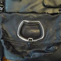 Balenciaga Black Convertible Bracelet Tote Bag Photo