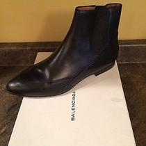 Balenciaga Boots Photo