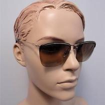 Balenciaga Brown Metal Frame Sunglasses- Boxed- Great Gift Unisex Rrp270gbp Photo