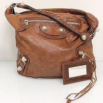 Balenciaga Brown Tote Classic Bag Great Price Photo