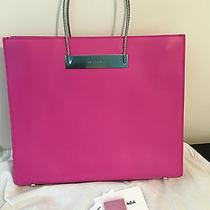 Balenciaga Cable Shopper Medium Rose Photo
