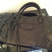 Balenciaga City Black Photo