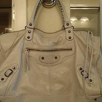 Balenciaga Classic Work Bag in Gris Half the Price of New Photo
