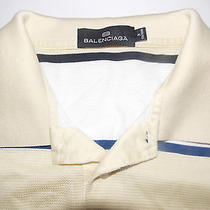 Balenciaga  Cotton  Casual Shirt   Size 3  Modern  Photo