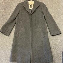 Balenciaga Dark Gray Coat Size 38  Photo