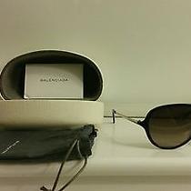 Balenciaga Eyewear Retro Aviator Sunglasses Women's/unisex Photo