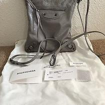 Balenciaga Flat Crossbody Bag Photo