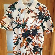 Balenciaga Floral Polo Large  Photo