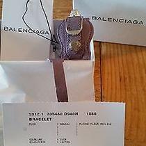 Balenciaga Glycine Bracelet Giant Silver Hardware (New) Photo