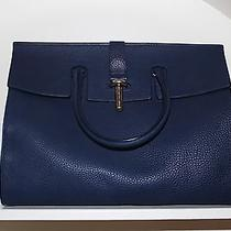 Balenciaga Handbag Navy Medium Photo