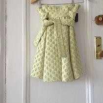 Balenciaga High Waisted Tie Waist Skirt Photo