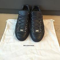 Balenciaga Low Top Arena Sneaker Navy Blue Size 39  Photo