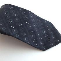 Balenciaga Made in Italy  Men's  Pure Silk  Neck Tie Photo