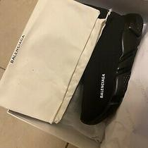 Balenciaga Men's Speed Trainer Sock Sneaker Size Us 11 (Size 45) Photo