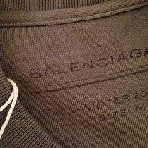 Balenciaga Mens Sweatshirt Medium Photo