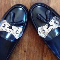 Balenciaga New With Box Women's Loafers Sz 37.5 Photo