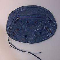 Balenciaga Oval Clutch Very Rare Photo