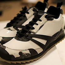 Balenciaga Painted Trainers Bnib Size 44 Photo