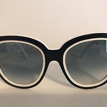 Balenciaga Paris Bal0106/s Sunglasses 53-21-135 Blue Rare Photo