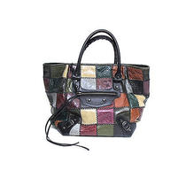 Balenciaga Patchwork Sunday Tote Photo