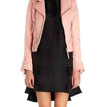 Balenciaga Pink Leather Jacket Moto Pink Leather Bike  Balenciaga 36 Xs 0 2  Photo