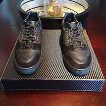 Balenciaga Pleated Low Top Sneakers Photo