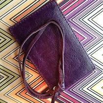 Balenciaga Purple Mirror With Tassel Photo