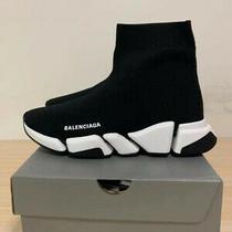 Balenciaga Speed Sock Sneakers Black Size 42 Photo