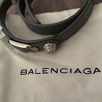 Balenciaga Studded Bracelet Photo
