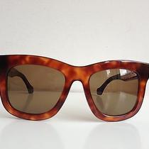 Balenciaga Sunglasses Tortoise New Never Worn Photo