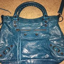 Balenciaga Town Blue  Photo