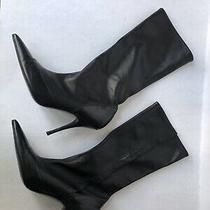 Balenciaga Vintage Letter Boots Size 40 /us9 Photo