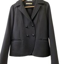 Balenciaga Wool Black Blazer Size 40 Photo