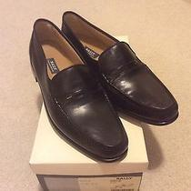 Bally Barnes 11.5 Black Loafer Photo