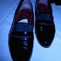 Bally Black Patent Leather Formal Loafers Photo