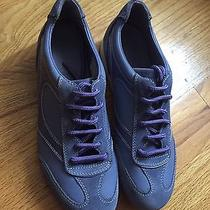 Bally Blue Womens Sneakers 7us Photo