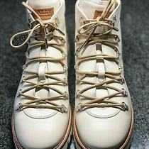 Bally Boots Mens 13 D Cream Off White White Excellent Switzerland Photo