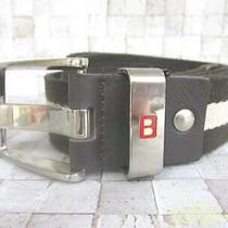 Bally Brown Belt Photo