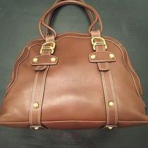 Bally Brown Leather Handbag Photo