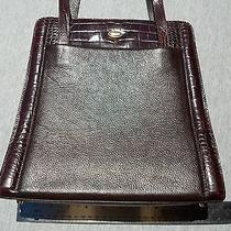 Bally Brown Vintage Purse Photo