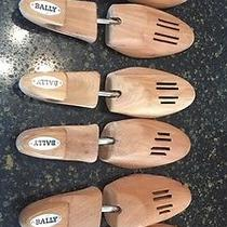Bally Cedar Wood Shoe Trees Photo