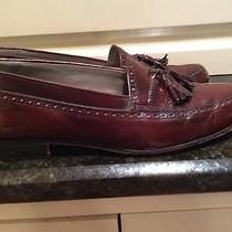 Bally David Brown Tassel Dress Loafers. Size 10.5 D. Nice Photo