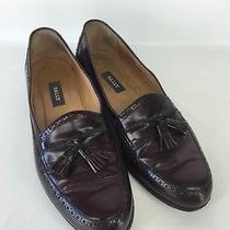 Bally David (Italy) Men's Tassel Dress Shoes...10d...medium...nice Photo